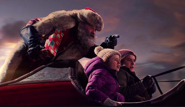 Les Chroniques de Noël Netflix