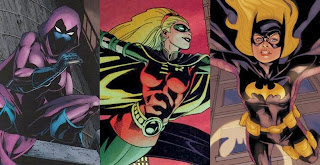 Previous Robin, Stephanie Brown, will return in Batman: Eternal