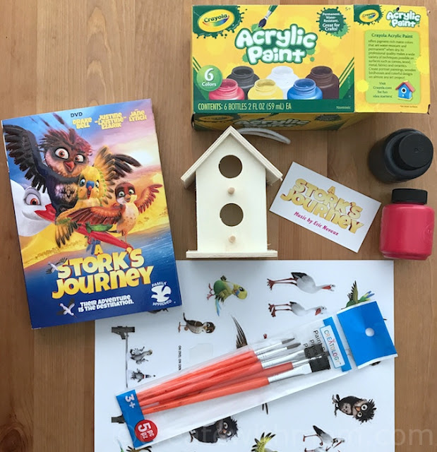 craft kit giveaway