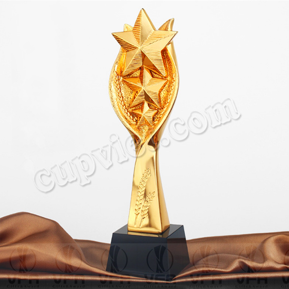 Cúp lưu niệm, bán cúp ngôi sao, kỷ niệm chương ngôi sao
