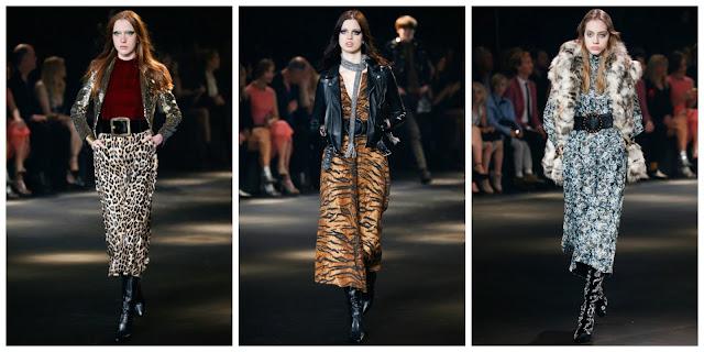 Saint Laurent New York Fashion Week 2016
