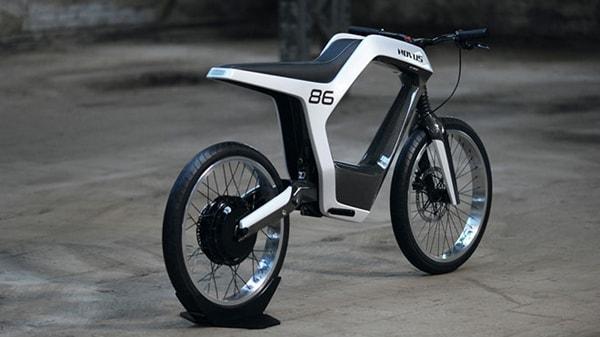 Elektrikli Motosiklet NOVUS - 2