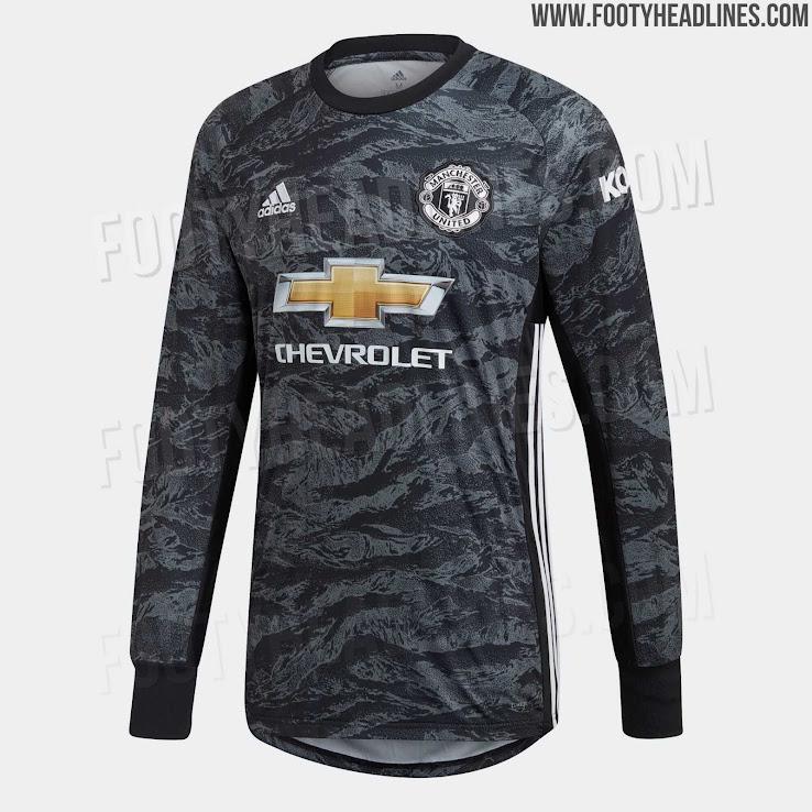 Manchester united kits 2019