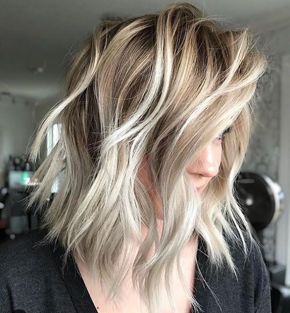short hair styles 2019