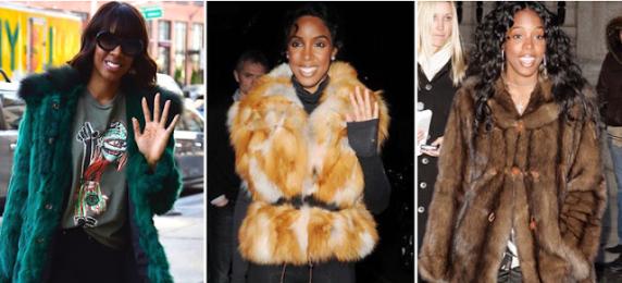 Fur, Kelly Rowland, Book, Entertainment, Anti-fur,