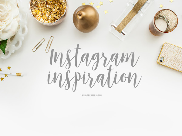 Instagram Inspiration : January
