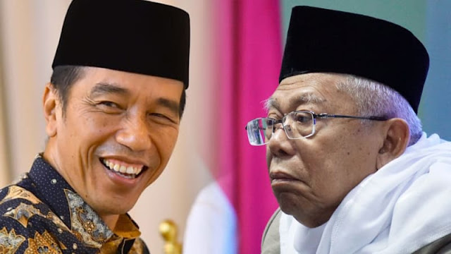 Teladani Sandiaga, Maruf Amin Harusnya Mundur dari MUI dan PBNU