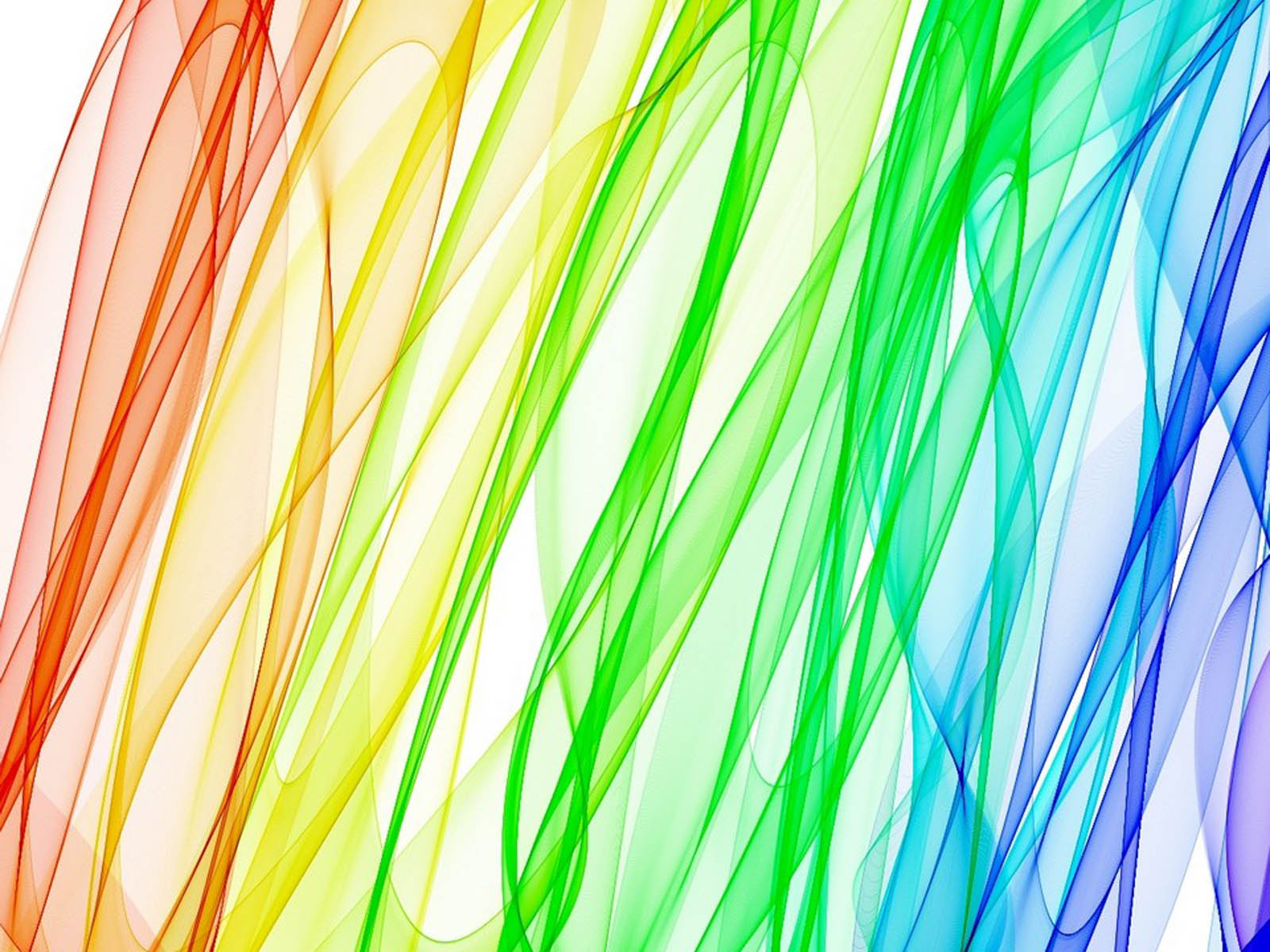 wallpaper: Abstract Rainbow Colours Wallpapers