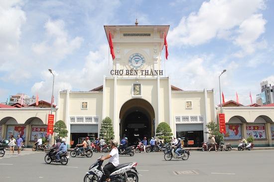 Tempat Shopping Murah di Ho Chi Minh, Vietnam