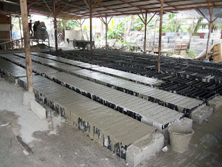 Pabrik bata ringan CLC