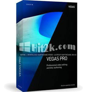 MAGIX VEGAS Pro 15.0.0.216 (x64) Plus Crack [Full] Download