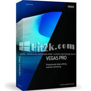 MAGIX VEGAS Pro 15.0.0.216 (x64) Plus Crack [Full] Download