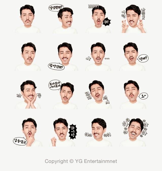 LINE Stickers Community: Free-Cha Seung-won sticker