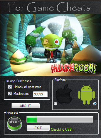 Download Free Mushboom Game (All Versions) Hack Unlimited Mushboom 100% working and Tested for IOS and Android MOD.