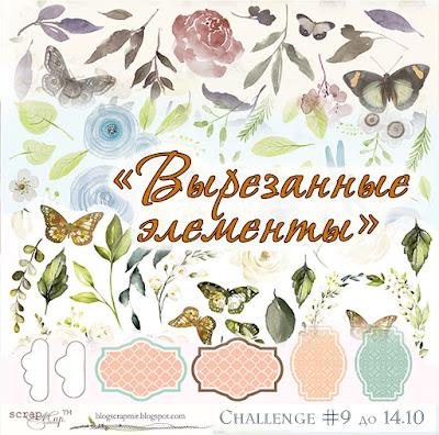 "Challenge #9 ""Вырезанные элементы"""