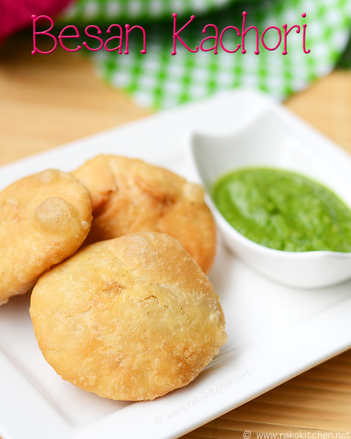 besan-kachori-recipe