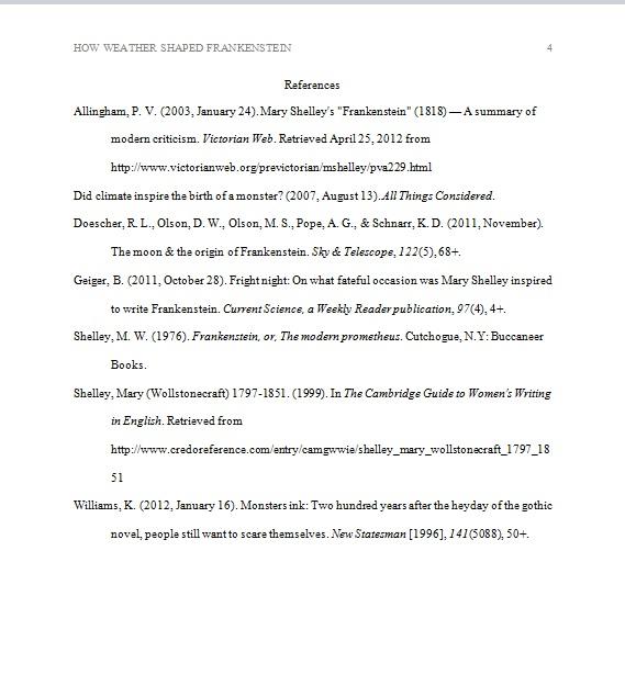 Web service research paper