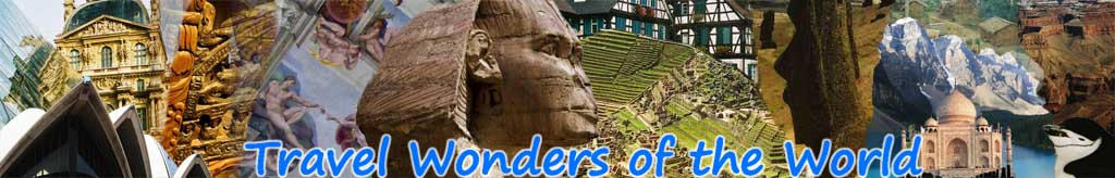 Travel Wonders of the World