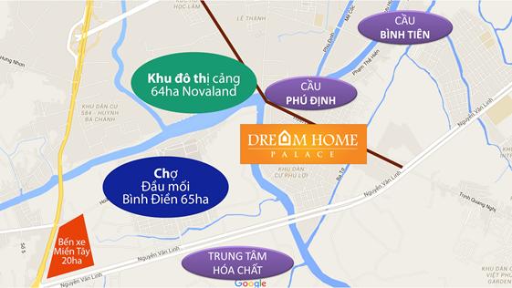 dream home nguyễn văn linh quận 8