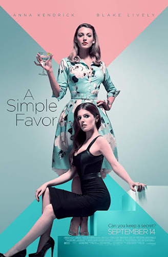 A Simple Favor (BRRip 720p Dual Latino / Ingles) (2018)