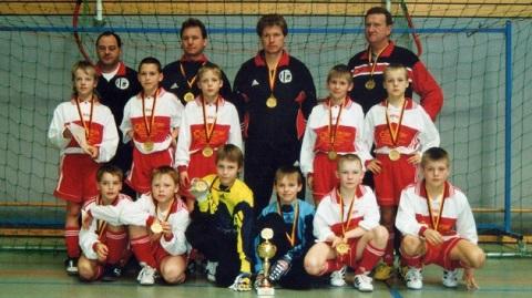 Toni Kroos khi còn chơi bóng tại Greifswalder FC