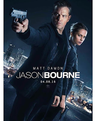 Jason Bourne 2016 Dual Audio 720p BRRip HEVC x265 550MB