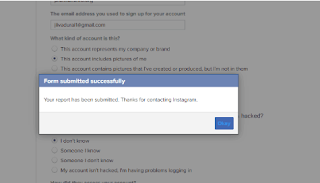 How to Restore Disabled Instagram Account Back