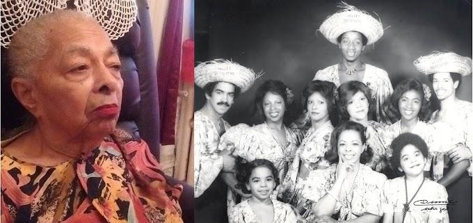 Restos de la folclorista Normandía Maldonado serán velados en el Alto Manhattan y sepultados en República Dominicana
