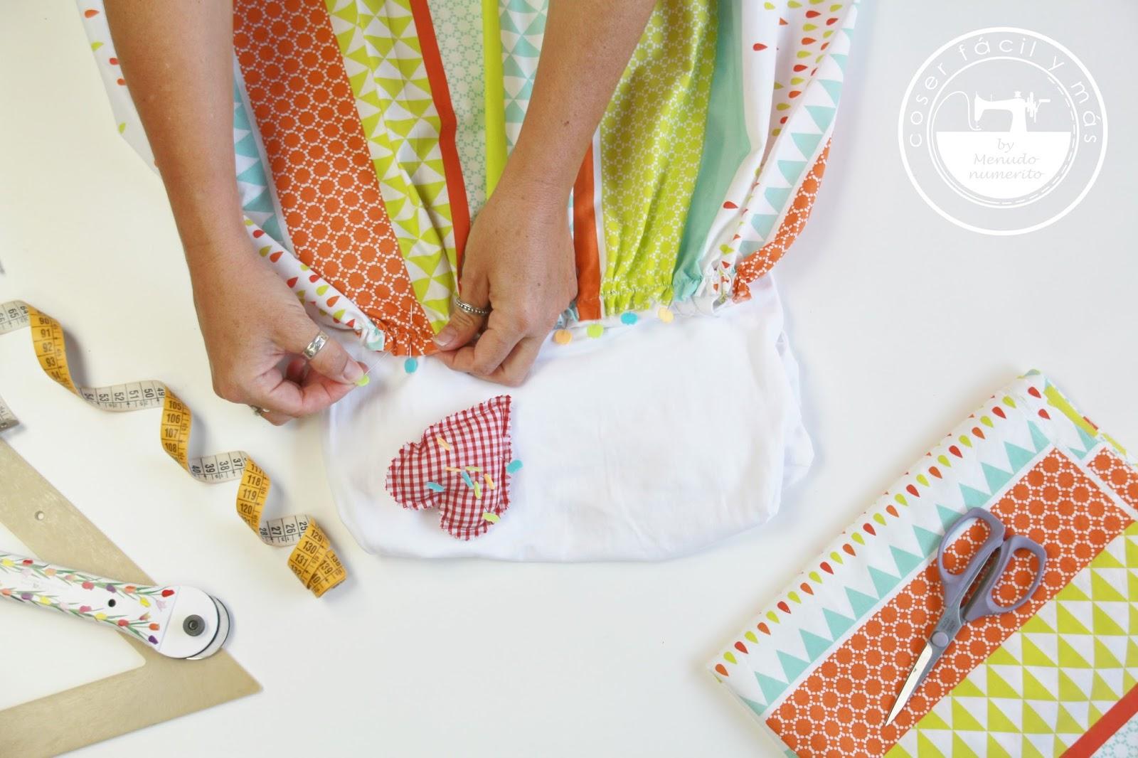 Qué es el hilo de la tela y cómo cortar un patrón - El blog de Coser ...