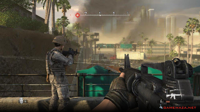 Battle Los Angeles Gameplay Screenshot 4