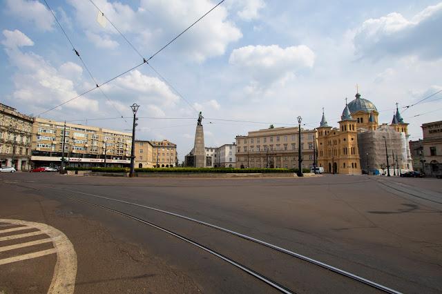 Plac Volnosci Lodz