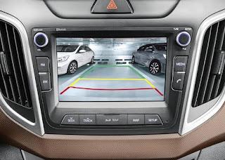O novo Hyundai Creta, o compacto SUV foto painel muti