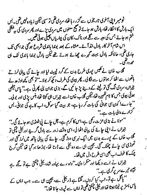 Saya Urdu Novels