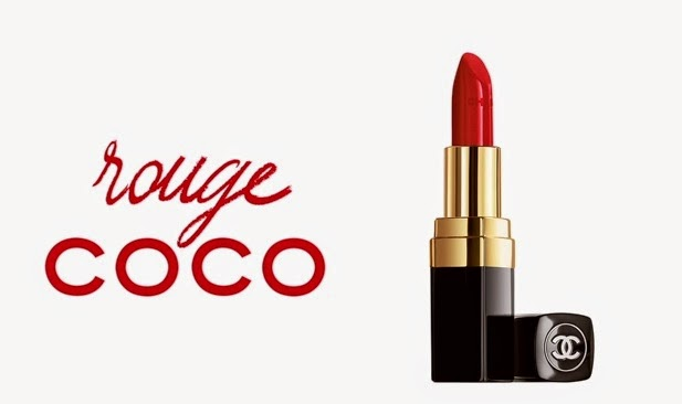 Rouge Coco Chanel