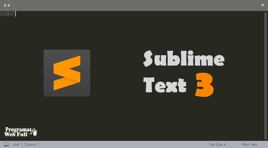 Sublime Text 3 Final