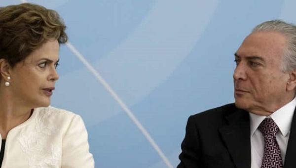 """Rousseff: """"cada vez más claro"""", no hay base para el juicio"""