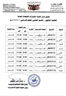 نتيجة الصف الثالث اعدادي نتيجه الاعدادية مصر ٢٠١٨