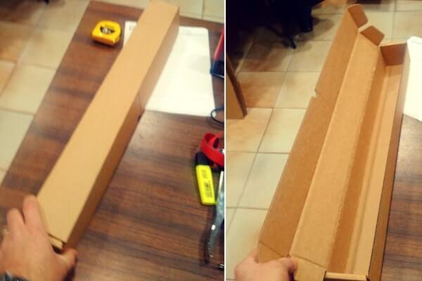 cajas automontables para recambios