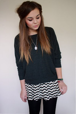 We Heart Hair ∆ Hairspiration Etc Hit Or Miss Ombre Hair