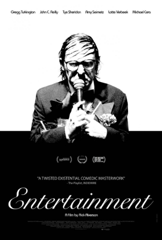 Entertainment [2015] [DVDR] [NTSC] [Subtitulado]