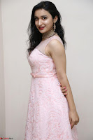 Sakshi Kakkar in beautiful light pink gown at Idem Deyyam music launch ~ Celebrities Exclusive Galleries 027.JPG