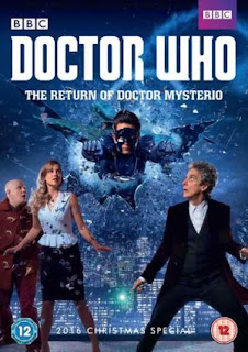 Doctor Who, starring Peter Capaldi