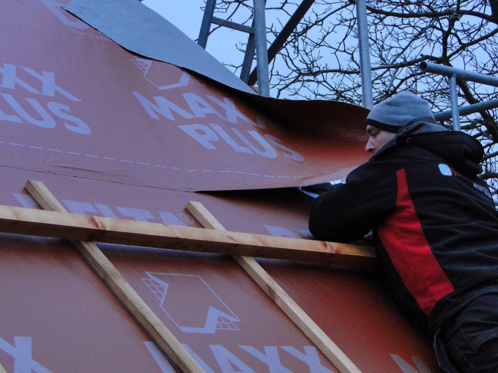 Dachfolie. Excellent Das Dach Ist Garantiert Nicht Foliert Hab Sowas