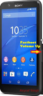 fastboot - Unlock Bootloader On Sony Xperia E4