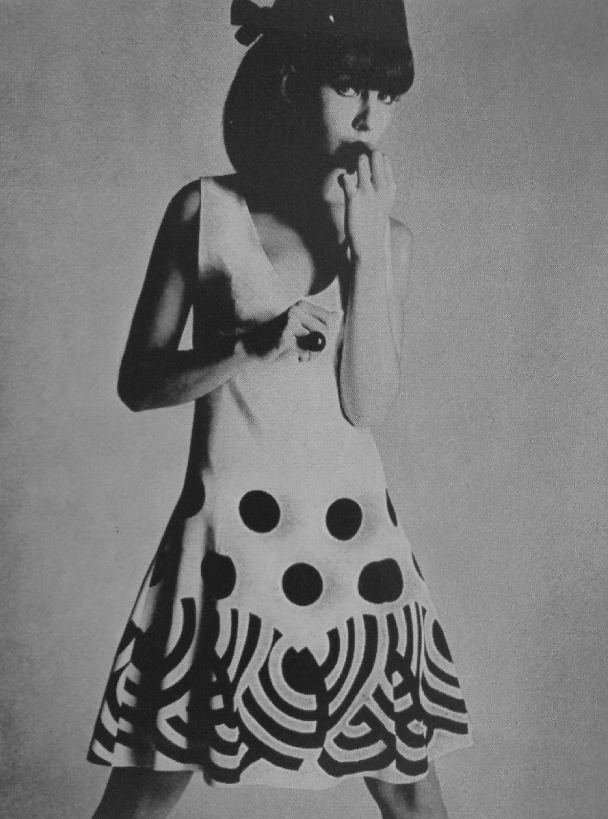 SWEET JANE: The 21 Shop: Vogue October 1965 - Mary Quant
