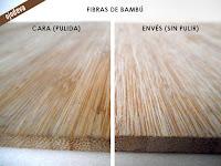 tabla de bambu