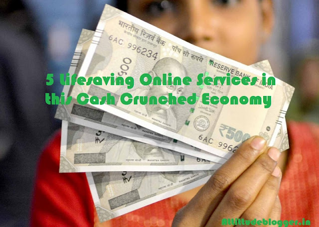 5 Lifesaving Online Services in this Cash Crunched Economy
