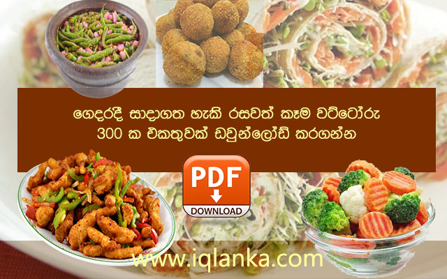 sri lanka the cookbook