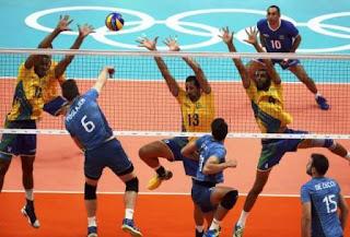 La Selección Argentina de vóleibol jugó de manera irregular