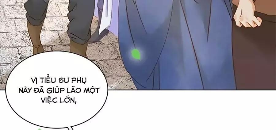 Tiểu sư phụ, tóc giả của ngài rơi rồi! chap 9 - Trang 23